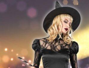 ハロウィン セクシー 魔女