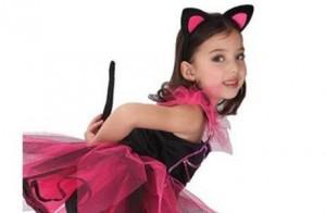 ハロウィン 子供 衣装 猫
