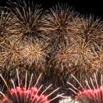 長野えびす講煙火大会2017の日程と穴場。場所取りはいつから?