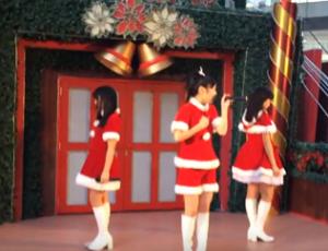 ドイツクリスマスマーケット大阪 ステージ