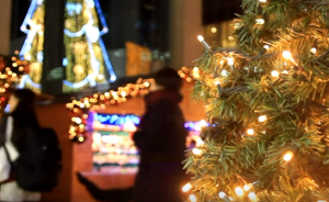 ドイツクリスマスマーケット 大阪