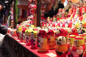 ミュンヘン・クリスマス市 in Sapporo ヒュッテ