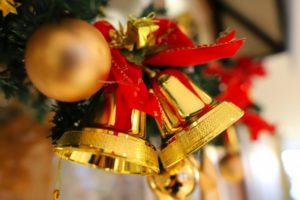 クリスマス ベル 飾り
