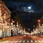 御堂筋イルミネーション2016-2017。期間と時間。交通規制は?