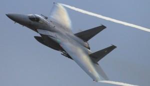 百里基地航空祭 F-15J