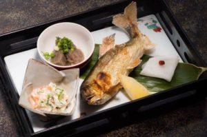 焼き魚 ランチ