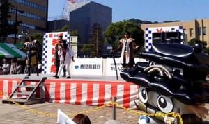 鹿児島おはら祭り 遊YOU広場
