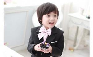 3歳 男の子 スーツ
