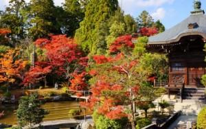嵐山 清涼寺