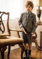 七五三 男の子 スーツ 英国式テーラードスーツ