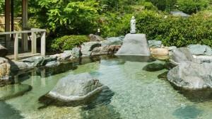 養老渓谷 滝見苑けんこう村 ごりやくの湯