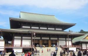 成田山新勝寺 参拝