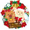 クリスマス サンタクロース トナカイ