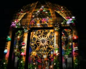 OSAKA光のルネサンス ウォールタペストリー