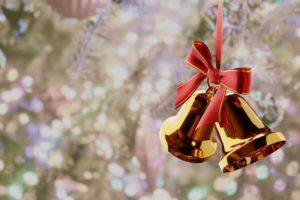 クリスマスベル キラキラ