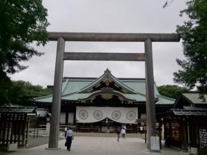 靖国神社 初詣