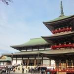 成田山新勝寺の初詣2021の参拝時間!混雑や屋台期間は?駐車場は?