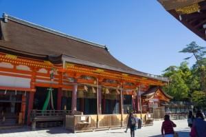 八坂神社 初詣