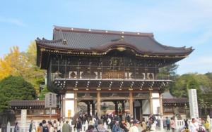 成田山新勝寺 初詣