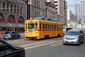 阪堺電軌 路面電車
