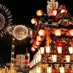 秩父夜祭2016の日程とスケジュール。花火の鑑賞スポットは?