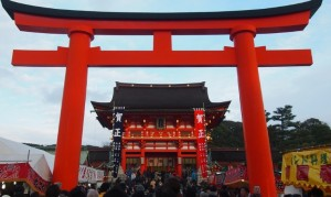 伏見稲荷大社 初詣