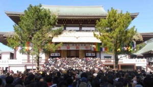 成田山 初詣