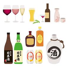 アルコール 酒