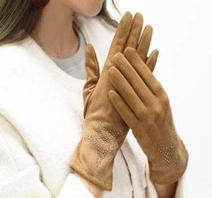 スマホ対応 手袋 レディース