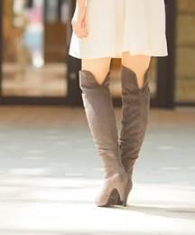 ブーツ コーデ 女性