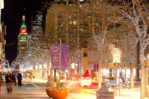 クリスマス イルミネーション 冬