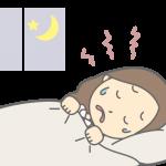冬の寝汗の原因。病気?寒いのに寝汗ビッショリの理由と対策