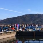 余呉湖ワカサギ釣り2019-2020!釣果の良い釣り場や時期は?釣具や道具は?