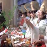 えべっさん大阪2020の日程!今宮戎神社十日戎の混雑や屋台は?ご利益や福娘は?