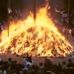 大崎八幡宮どんと祭2018。松焚祭の日程や時間。駐車場は?