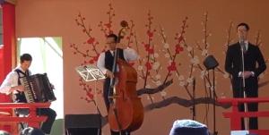 湯島天神梅まつり 東京大衆歌謡楽団