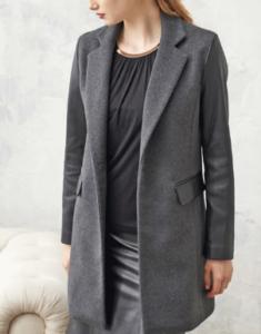 女性 コート スタイリッシュ