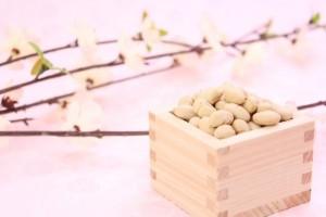 節分豆と梅