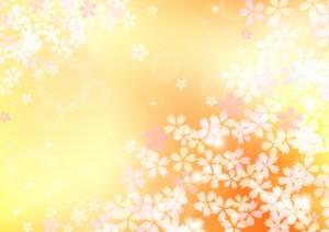 花の模様 イラスト