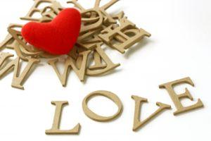 LOVE ハート