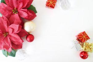花 クリスマスプレゼント