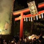 大崎八幡宮 どんと祭