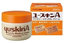 ユースキンA 薬
