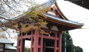 池上本門寺  鐘楼
