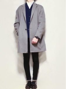 男性 ファッション コート パンツ