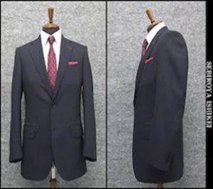 メンズ シングルスーツ