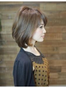 入学式 母親 髪型 ショートヘア