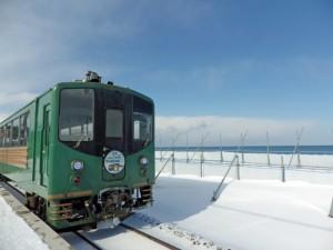 北海道 JR流氷ノロッコ号