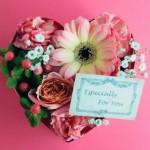 バレンタインメッセージカードを職場の片思いの人へ!例文は?