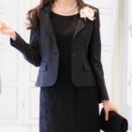 卒園式 母親 服装
